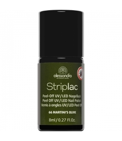 Alessandro Striplac 66 Martinis Olive 8 ml