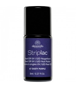 Alessandro Striplac 67 Dusty Purple 8 ml