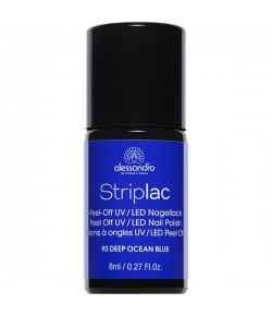 Alessandro Striplac 93 Deep Ocean Blue 8 ml