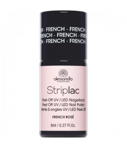 Alessandro Striplac French Rosa 8 ml