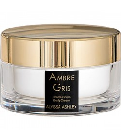 Alyssa Ashley Ambre Gris Body Cream 150 ml