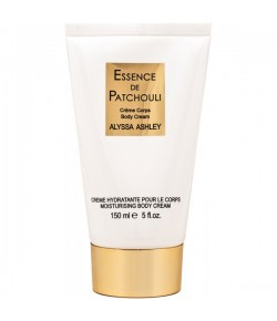 Alyssa Ashley Essence de Patchouli Body Cream - Körpercreme 150 ml
