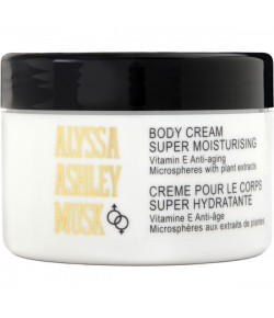 Alyssa Ashley Musk Body Cream 250 ml