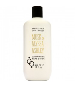 Alyssa Ashley Musk Hand & Body Lotion 500 ml