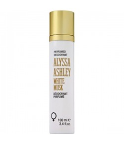Alyssa Ashley White Musk Deodorant Spray 100 ml