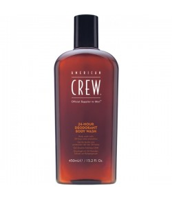 American Crew Classic 24-Hour Deodorant Body Wash 450 ml