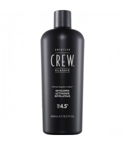 American Crew Precision Blend Peroxide 15 vol. 450 ml