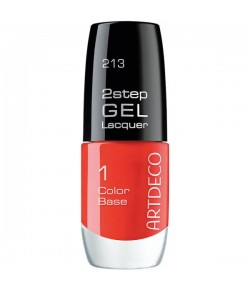 Artdeco 2step Gel Lacquer Color Base 213 ibiza sunset 6 ml
