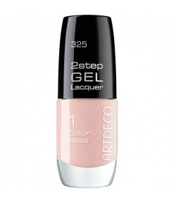 Artdeco 2step Gel Lacquer Color Base 325 french darling 6 ml