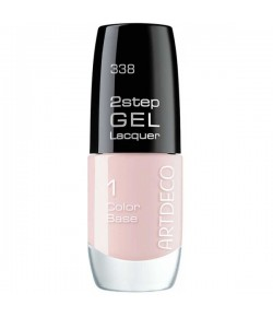 Artdeco 2step Gel Lacquer Color Base 338 more than nude 6 ml