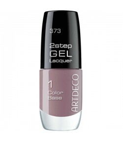 Artdeco 2step Gel Lacquer Color Base 373 plum party 6 ml