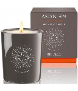Artdeco Asian Spa New Energy Aromatic Candle 260 g