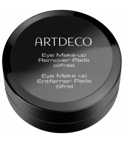 Artdeco Eye Makeup Remover Pads - oilfree (Special Size) 2 30 Stk.