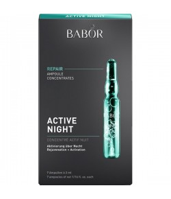 BABOR Ampoule Concentrates Repair Active Night 7 x 2 ml