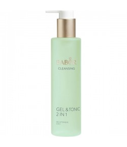 BABOR Cleansing Gel & Tonic 2in1 200 ml