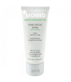 BIOMED Pure Entgiftung Maske 40 ml