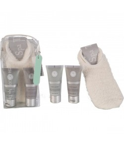 Badeset Spa Therapy in PVC Tasche