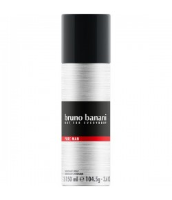 Bruno Banani Pure Man Deo Aerosol Spray 150 ml