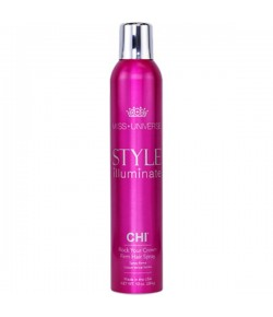 CHI Miss Universe Rock your Crown Firm Hair Spray 284 g