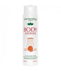 Cosmecology Paris Body Shower Energising Shower Gel 300 ml
