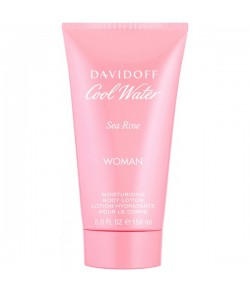 Davidoff Cool Water Sea Rose Body Lotion - Körperlotion 150 ml