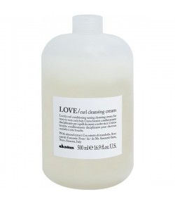 Davines Essential Hair Care Love Curl Cleansing Cream 500 ml