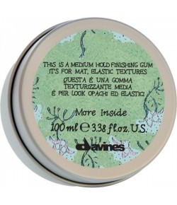 Davines More Inside Medium Hold Finishing Gum 75 ml