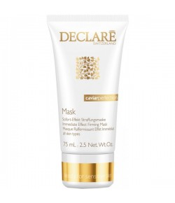 Declare Caviarperfection Sofort-Effekt Straffungsmaske 75 ml