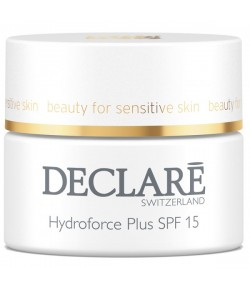 Declare Hydro Balance Hydroforce Creme Plus SPF 15 50 ml