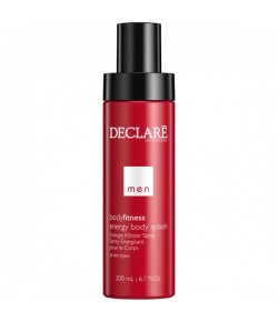 Declare Men Bodyfitness Energy Body Splash 200 ml