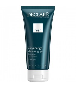 Declare Men Dailyenergy Cleansing Gel 200 ml