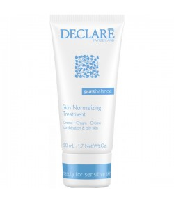 Declare Pure Balance Skin Normalizing Treatment Creme 50 ml