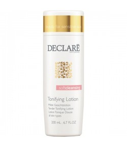 Declare Soft Cleansing Milde Gesichtslotion 200 ml