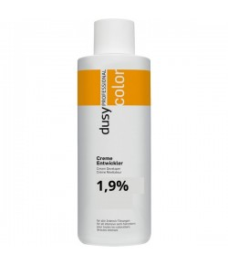 Dusy Professional Creme Entwickler 1,9% 1000 ml