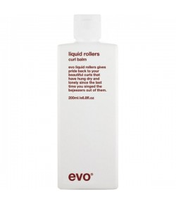 EVO Hair Curl Liquid Rollers Curl Balm 200ml
