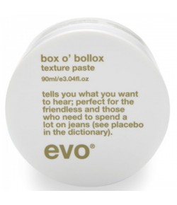 EVO Hair Style Box O Bollox Life Changing Paste 90 g
