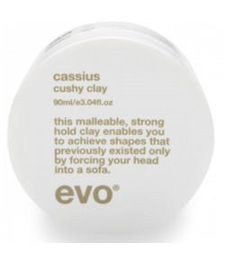 EVO Hair Style Cassius Cushy Clay 90 ml