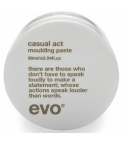 EVO Hair Style Casual Act Molding Paste 90 ml