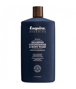 Esquire Grooming The 3-in-1 Shampoo, Conditioner &...