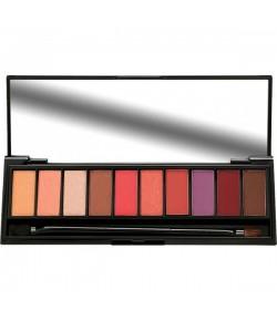 eva garden eye shadow palette 402 wild nude 10 farben 48 99. Black Bedroom Furniture Sets. Home Design Ideas