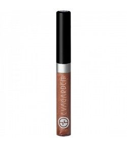 Eva Garden Lip Gloss Brilliant 686 braun glitzer 5 ml