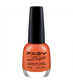Faby Nagellack Classic Collection A Long Summer 15 ml