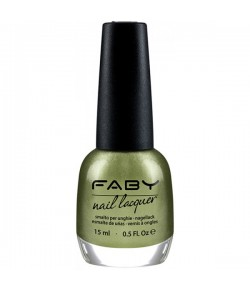 Faby Nagellack Classic Collection Evergreen 15 ml