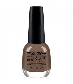 Faby Nagellack Classic Collection Holding Back The Years 15 ml