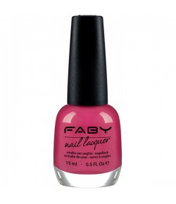 Faby Nagellack Classic Collection Orchids Collection 15 ml