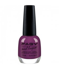 Faby Nagellack Classic Collection Violet Cookies 15 ml