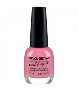 Faby Nagellack Classic Collection What´S Wrong With Pink? 15 ml