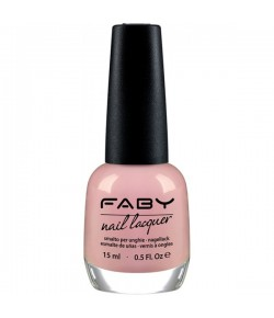 Faby Nagellack Classic Collection Yet Another Pink 15 ml