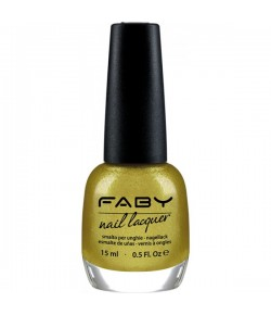Faby Nagellack Summer Collection Hi Honey! 15 ml