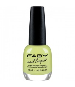Faby Nagellack Summer Collection Hop on my Scooter! 15 ml